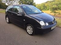 2003 Volkswagen Polo 1.4 Twist 3dr Automatic