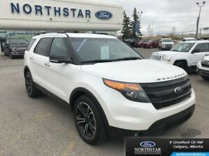 2014 Ford Explorer Sport  - Leather Seats -  Bluetooth - $258.37