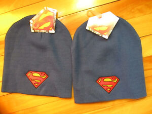 New with tags Superman tuques