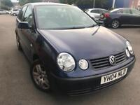 Volkswagen Polo 1.4 TDI PD ( 75bhp ) 2004MY SE DIESEL CHEAP 1 FORMER KEEPER