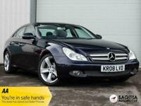 2008 MERCEDES CLS CLS320 CDI Auto COUPE Diesel Automatic