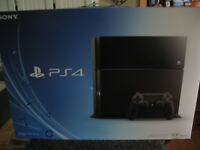 New PS4