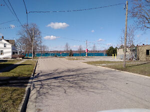 St. Clair River Water View Lot