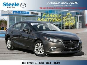 2015 MAZDA MAZDA3 GS (INCLUDES A NO CHARGE WARRANTY)