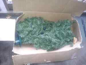 Cristmas tree dismantelled $20 in box