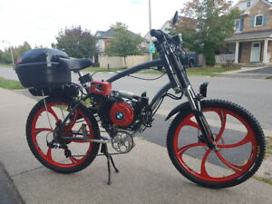 Predator Motorized Gas Bicycles Sale,Installation & Parts