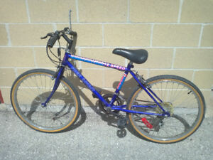 """3 Kids Bikes for Sale, 16"""" 20"""" and 24"""" Good Condition. Etobicoke"""