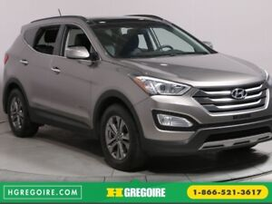 2015 Hyundai Santa Fe Luxury MAGS BLUETOOTH CAMERA RECUL  CUIR T