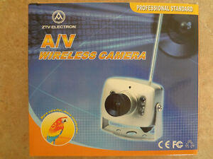 Mini Surveillance Wireless Camera