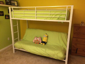 Loft Bed with Futon
