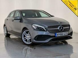 image for 2016 Mercedes-Benz A Class 2.1 A200d AMG Line (Premium) (s/s) 5dr Hatchback Dies