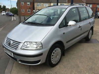2008 Volkswagen Sharan 2.0TDI 83,000 MILES FULL HISTORY, NEW BELT KIT FITTED!!!