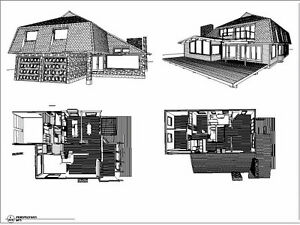 Permit & design for additions new homes & decks