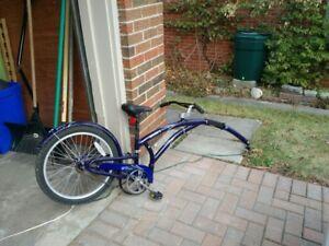 Bike Tandem Attachment for Kids