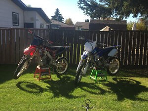 PRICE REDUCED!!! 2013 YZ125 For Sale/Trade Moose Jaw Regina Area image 5