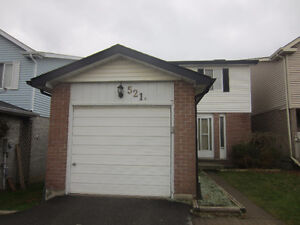 BEAUTIFUL RENT/RENT TO OWN HOUSE in WATERLOO Near PARK & TRAILS