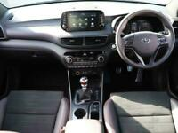 2020 Hyundai Tucson Hyundai Tucson 1.6 GDi N Line 5dr 2WD SUV Petrol Manual
