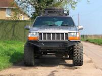 1998 Jeep Grand Cherokee 4.0 Orvis 4x4 5dr