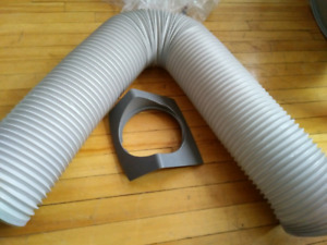 PORTABLE AC AIR CONDITIONER FLEXIBLE EXHAUST HOSE
