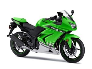 Toronto Motorcycle Rental For Road Test & Learn Riding -$120/Day