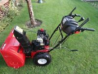 MTD YARD MACHINES SNOWBLOWER