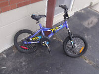 kids bike 40 dollars or best offer