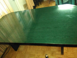 dinning table green