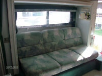 For Sale: Modified 21' 1999 Tahoe trailor M21 SD slide