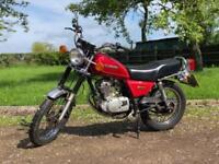 Suzuki GN125 1994