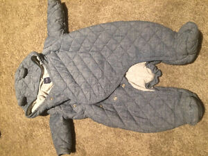 Baby Gap Fall/Winter suit size 3-6 months