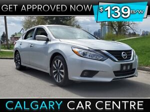 2017 Altima SV $139B/W TEXT NOW FOR EASY FINANCING! 587-317-4200