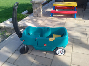 Little Tikes Wagon / Pull cart