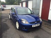 Ford Fiesta St150 BIG SPEC rolling print out of 197BHP and will have 12mouths mot