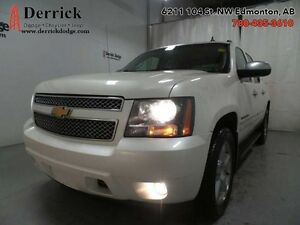 2012 Chev Avalanche Used  4X4 LTZ DVD Nav Sunroof $193 B/W