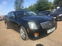 2006 Cadillac CTS 3.6 V6 Sport Luxury Saloon 4dr Petrol Automatic (275