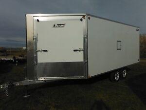 2016 Triton Trailers XT Enclosed 8' Wide Series XT-168
