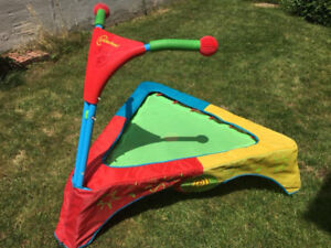 Jumpstart Electronic Kids Trampoline by KidActive by Mastermind