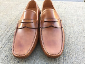 MAGNANNI Loafers shoes Size 11 M New  Nouvelle Chaussure