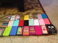 iPhone 4/4s assorted phone cases
