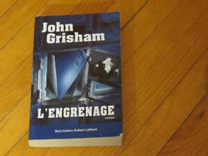 JOHN  GRISHAM /  L'ENGRENAGE