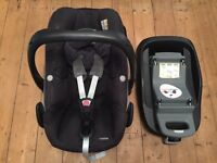 Maxi Cosi Pebble Car seat & Family Fix Base