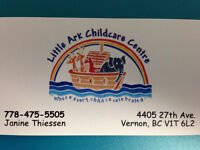 Looking for Infant/Toddler Educator