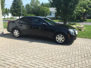 2007 Cadillac CTS Berline