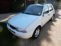 CHEAP CAR - 1996 FORD FIESTA 1.4 GHIA X 16V 5D 87 BHP