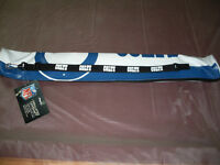 NFL INDIANAPOLIS COLTS INSULATED GOLF TUBE COOLER *NEW WITH TAGS