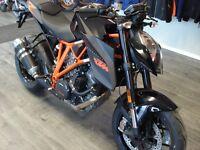 2015 & 2016 KTM Street Bike Sale