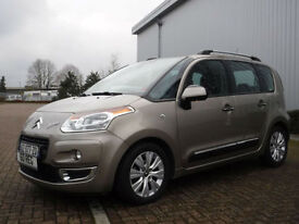 Citroen C3 Picasso 1.6HDi Exclusive Left Hand Drive(LHD)