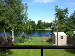 waterfront detached house for sale
