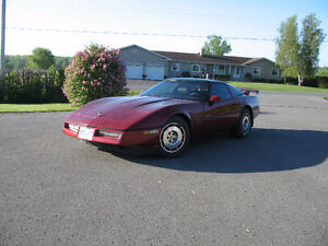 Toys Must Go - 1986 Targa Top Corvette