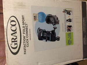 Graco Fast track travel combo